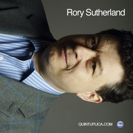 Rory Sutherland: Lezioni di Vita e di Marketing.
