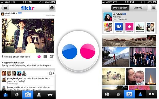 Flickr: sapevi che esiste anche per smartphone?
