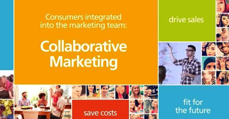 Cos'è il marketing collaborativo e perché funziona