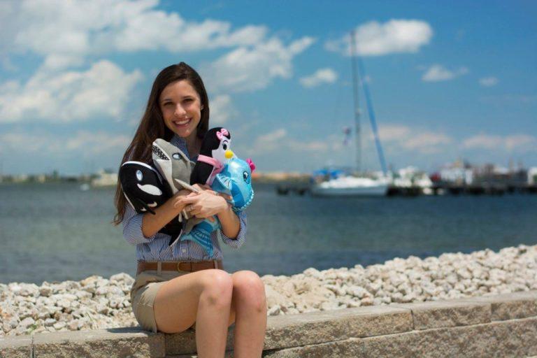 Madison Robinson e la sua idea geniale: le Fish Flops!